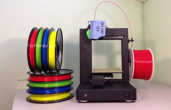 3D-принтер WOW!Mini: простая печать в домашних условиях
