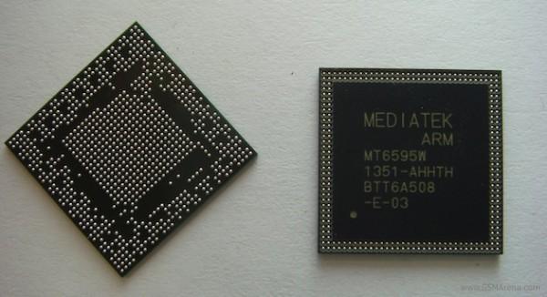 MediaTek представила 8-ядерный процессор с поддержкой LTE