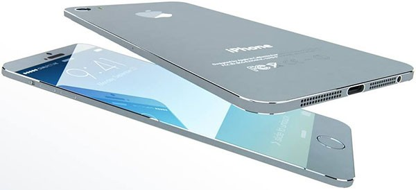 Концепт тонкого и мощного iPhone 6