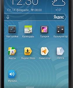 Смартфон Huawei Honor 3 Yandex получил прошивку от «Яндекса»