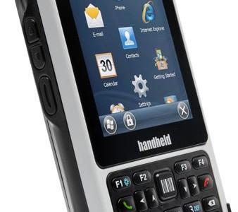 Настоящий карманный компьютер Handheld Nautiz X4 с защитой от воды