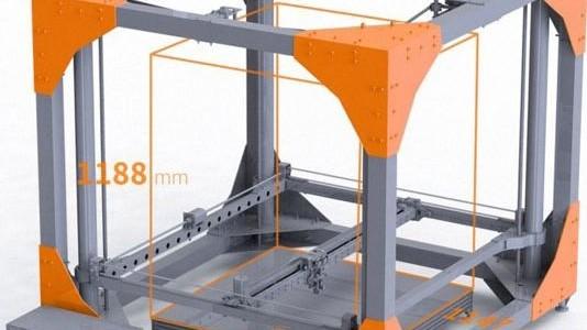 Печатаем мебель на 3D-принтере BigRep ONE
