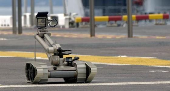 Покой на чемпионате в Бразилии обеспечат роботы