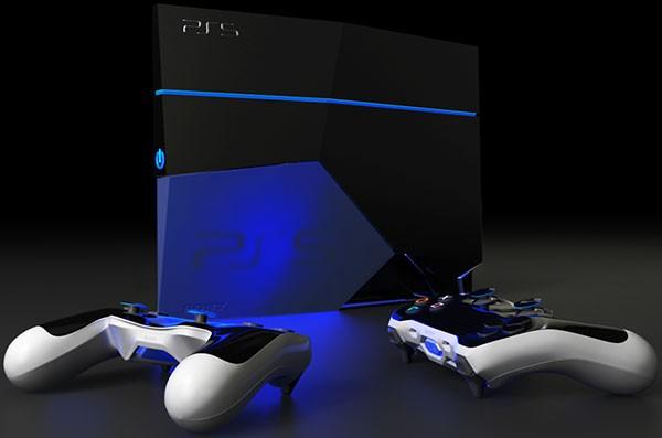 Первый концепт приставки Sony PlayStation 5