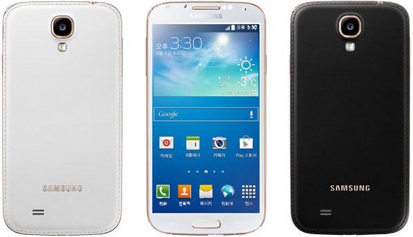Samsung обновил дизайн Galaxy S4