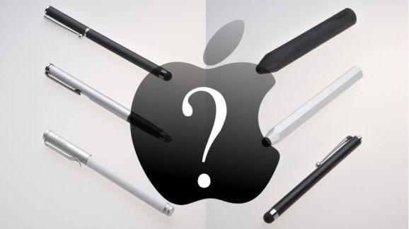 Apple iPen может оказаться намного привлекательнее, чем мы рассчитывали