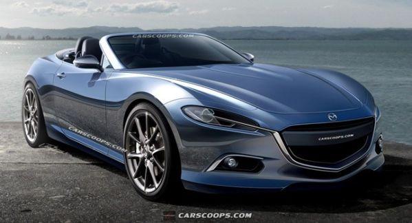 Новое поколение Mazda MX-5 Miata будет революционным