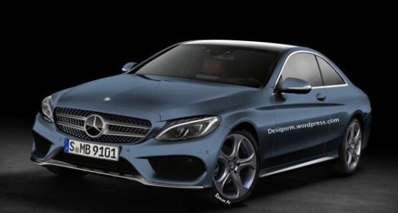 Концепт-кары Mercedes-Benz CLC и C-Class Coupe