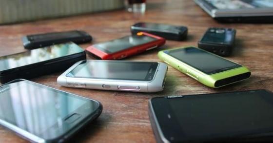Рост рынка смартфонов замедлится