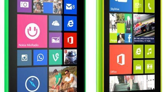 В Сеть утекла информация о смартфоне Nokia Lumia 630