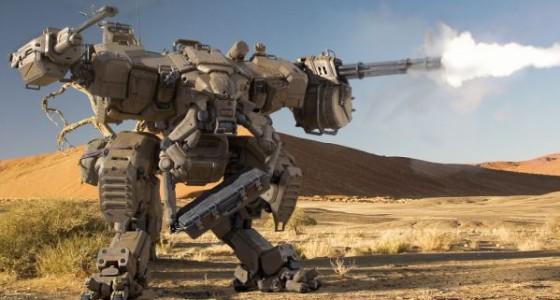 Российские стратегические объекты будут охраняться роботами