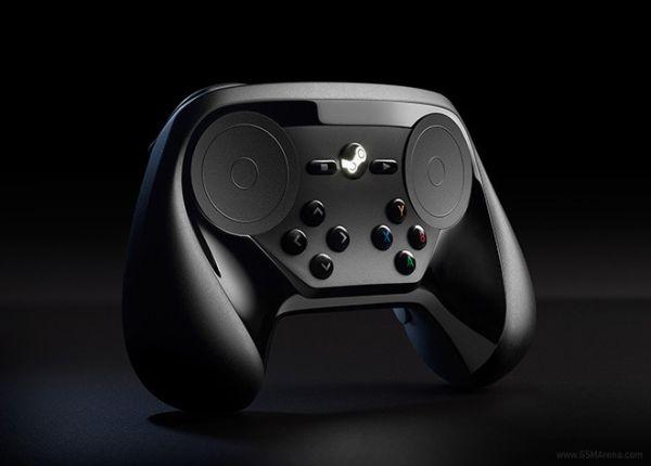 Valve показала последнюю версию джойстика Steam Controller