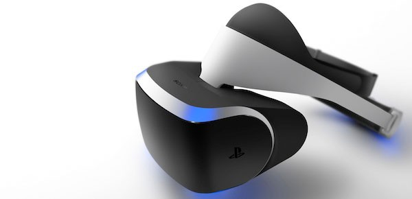 Sony анонсировала шлем виртуальной реальности Project Morpheus