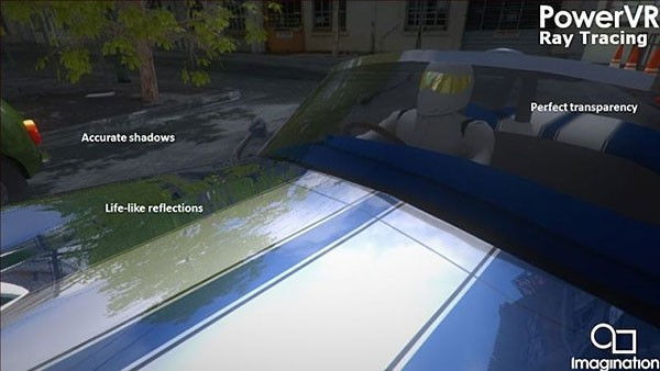 Imagination Technologies представила новую графику PowerVR