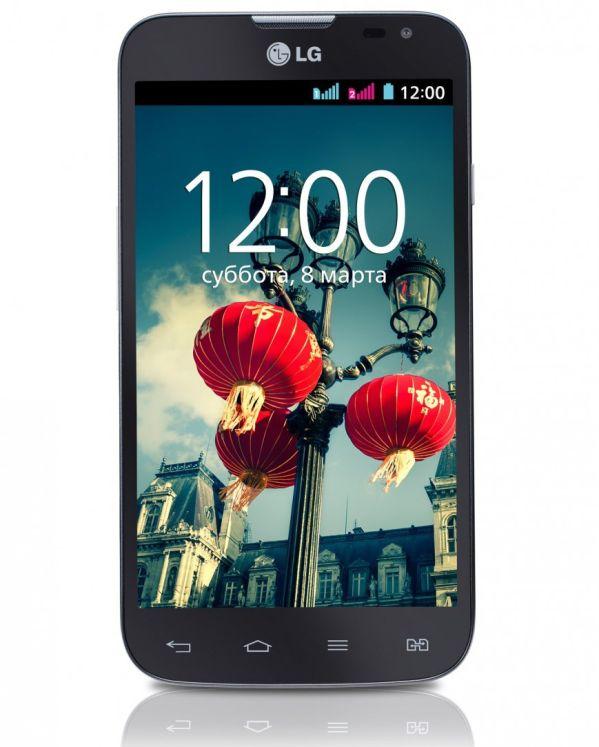 Смартфон LG L70 появился в Москве