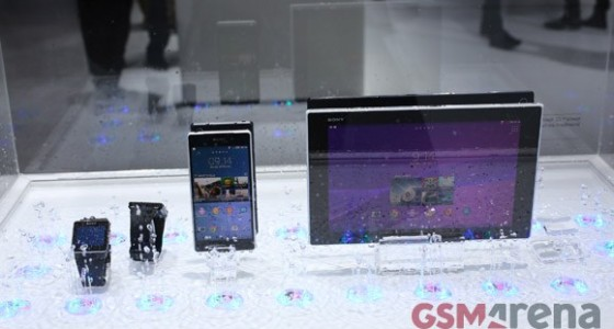 Из смартфона Sony Xperia Z2 «вынули» его ПО