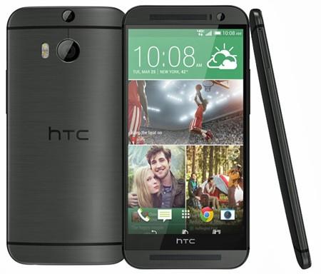 Флагман HTC One (M8) уже в России