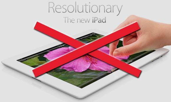 Правительство РФ отказалось от iPad