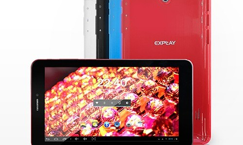 Планшет Explay D7.2 3G вышел в России