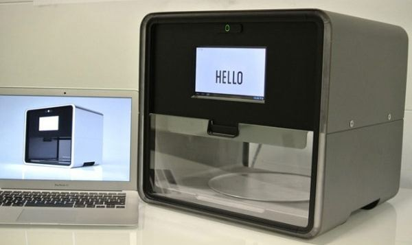 Foodini – 3D-принтер для поваров