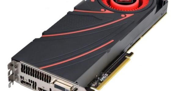 AMD анонсировала видеокарту Radeon R9 280