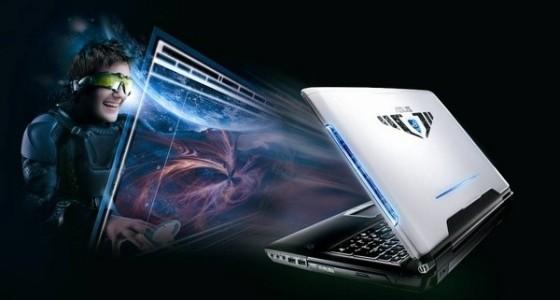 Десять самых популярных игровых ноутбуков в этом году