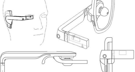 Samsung запатентовал «облегченную» версию Google Glass