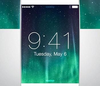 Новый концепт Apple iWatch