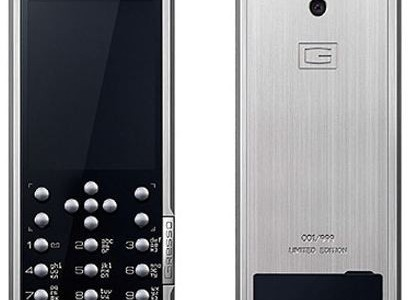 Элитный телефон Gresso Azimuth оценили в $2000