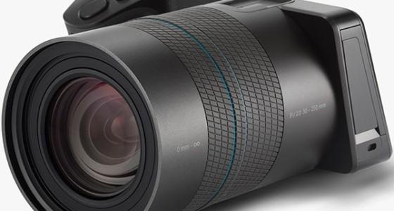 Постфокусная камера Lytro Illum получила традиционный дизайн