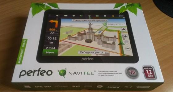 Планшетный компьютер Perfeo 1019-IPS: выбор путешественника