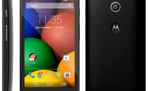 Опубликованы сведения о бюджетном смартфоне Motorola Moto E