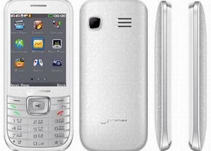 Телефон Micromax X352 сможет заряжать мобильные устройства