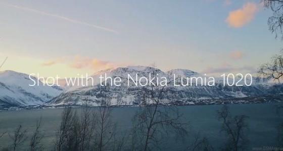 Nokia Lumia 1020 стал инструментом известного фотографа-пейзажиста