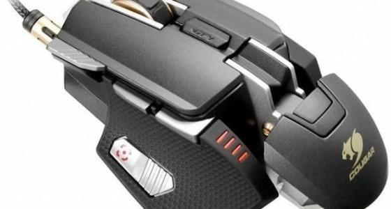 Монструозная игровая мышь Cougar 700M с продвинутым сенсором