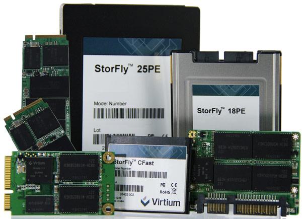 Virtium StorFly