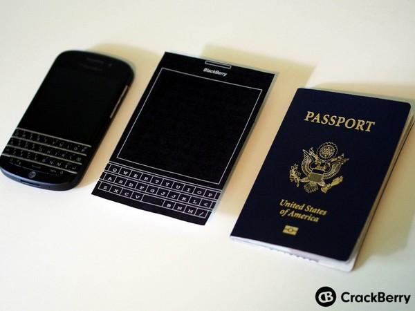 BlackBerry Passport (Q30) и Classic