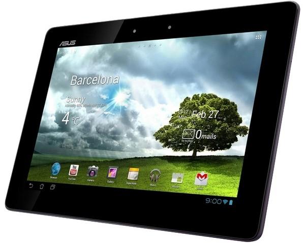 Пять планшетов с 4K-дисплеем