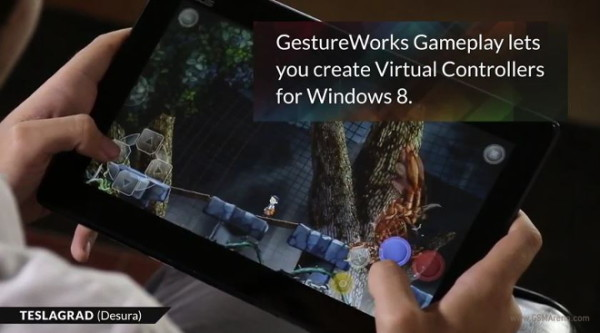 GestureWorks Gameplay