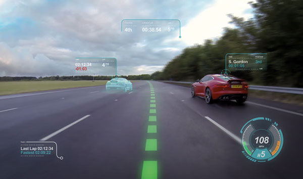 Virtual Windscreen
