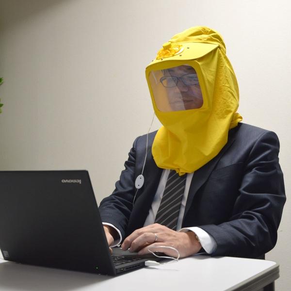 USB Pollen Blocker