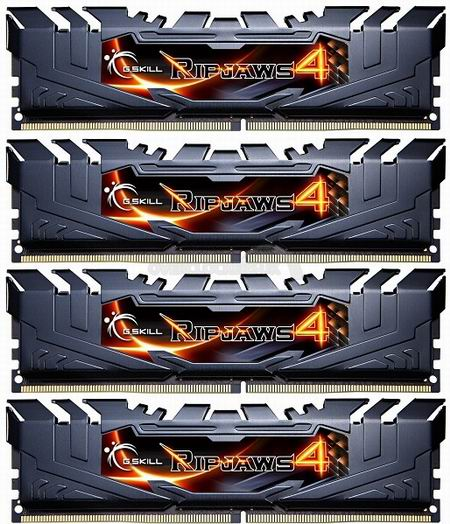 G.Skill Ripjaws IV DDR4