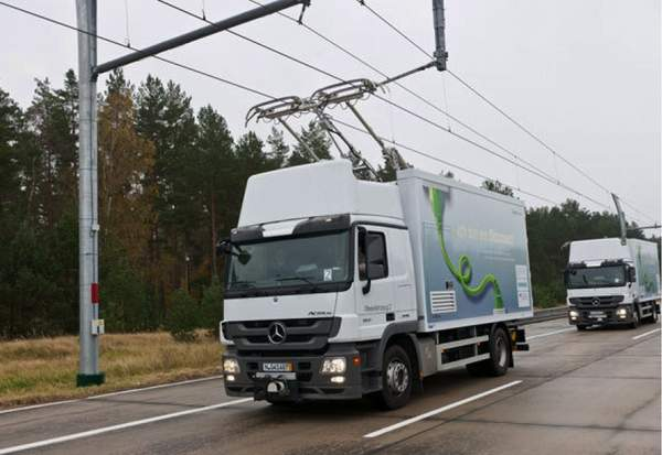 Siemens e-highway