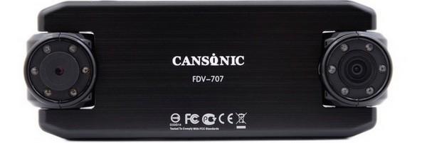 CANSONIC FDV-707S GNSS