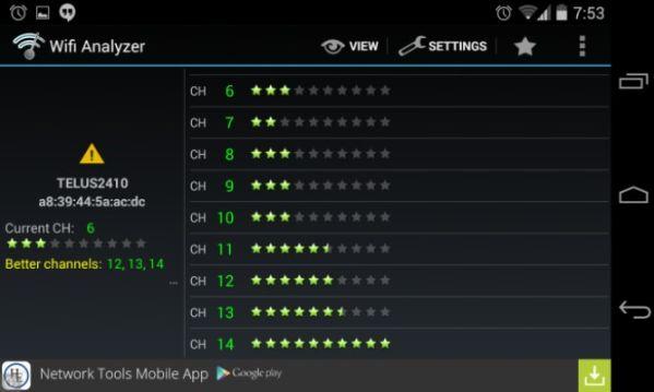 Как найти лучший канал Wi-Fi на любой операционной системе