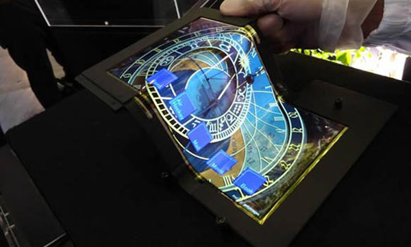 OLED-экран SEL