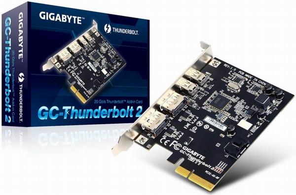 GIGABYTE GC-Thunderbolt 2