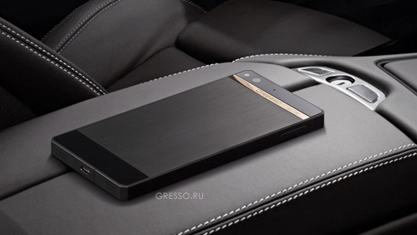 Gresso Regal Black Edition
