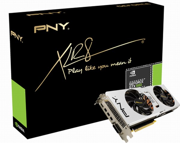 PNY GeForce GTX 980 Pure Performance