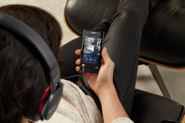Sony Walkman NW-ZX2